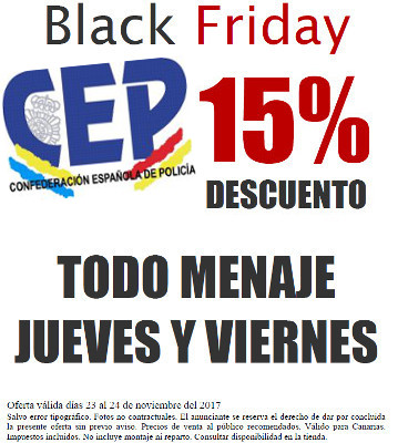 Black Friday Ferretería Padilla
